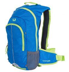 Рюкзак Green Cycle Stella на 25+5л. женский, голубой (BIB-26-44), фото 1