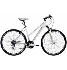 "Велосипед Comanche Niagara Cross L Белый (рама 17""), фото 1"