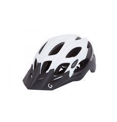 Шлем Green Cycle Enduro черно-белый матовый, фото 1