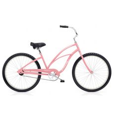 "Велосипед 26"" Electra Cruiser 1 Ladies' Pink (SKD-22-12), фото 1"