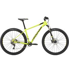 "Велосипед 29"" Cannondale Trail 4 рама - L VLT зеленый 2018 (SKD-99-03), фото 1"