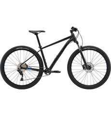 """Велосипед 27,5"""" Cannondale Trail 5 рама - M BLK черный матовый 2018 (SKD-67-51), фото 1"""