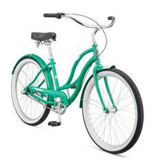 """Велосипед 26"""" Schwinn Fiesta Women green 2017 (SKD-71-24), фото 2"""