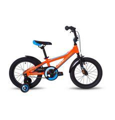 """Велосипед 16"""" Pride Tiger оранжевый/голубой/белый 2017, фото 1"""