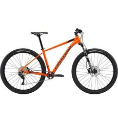 "Велосипед 27,5"" Cannondale Trail 5 рама - M ORG оранжевый 2018 (SKD-89-62), фото 1"