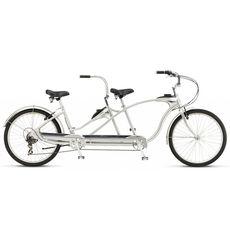 "Велосипед 26"" Schwinn Tango Tandem silver 2017 (SKD-94-41), фото 1"
