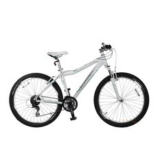 "Велосипед Comanche Orinoco Lady Белый-розовый (рама 15""), фото 1"