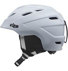 Шлем горнолыжный Giro Nine.10 Jr Matte White, фото 1