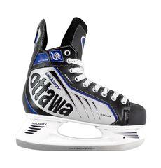 Хоккейные коньки Max City Ottawa / размер 46, фото 1
