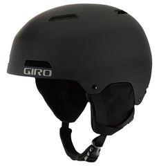 Шлем горнолыжный Giro Ledge Matte Black, фото 1
