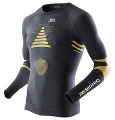 Термофутболка X-Bionic Ski Touring Evo Man Shirt Long Sleeves B317 (I100448), фото 1