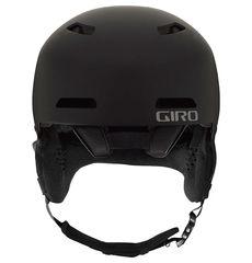 Шлем горнолыжный Giro Ledge Matte Black, фото 2