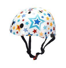 Шлем детский Kiddimoto Stars, фото 1