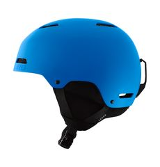 Шлем горнолыжный Giro Ledge Matte Blue, фото 1
