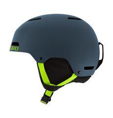 Шлем горнолыжный Giro Ledge Matte Turbulence, фото 1