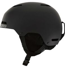 Шлем горнолыжный Giro Ledge Matte Black, фото 3