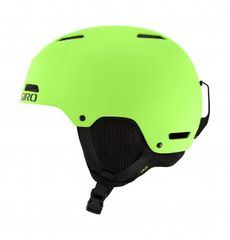 Шлем горнолыжный Giro Crue Matte Lime, фото 1