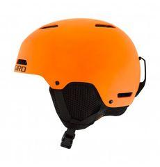 Шлем горнолыжный Giro Crue Matte Orange, фото 1