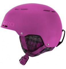 Шлем горнолыжный Giro Combyn Matte Berry, фото 1