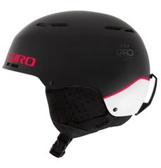 Шлем горнолыжный Giro Combyn Matte Black/White, фото 1