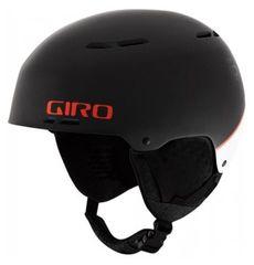 Шлем горнолыжный Giro Combyn Matte Black/White, фото 2
