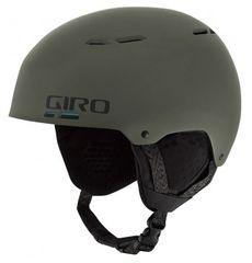 Шлем горнолыжный Giro Combyn Matte Mil Spec оливк., фото 2