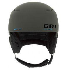 Шлем горнолыжный Giro Combyn Matte Mil Spec оливк., фото 3