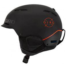 Шлем горнолыжный Giro Discord Matte Black/яскрав. Red, фото 1