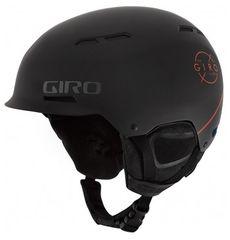 Шлем горнолыжный Giro Discord Matte Black/яскрав. Red, фото 2