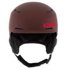 Шлем горнолыжный Giro Discord Matte Maroon/Turbulence, фото 3