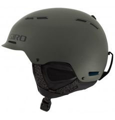 Шлем горнолыжный Giro Discord Matte Mil Spec оливк., фото 1
