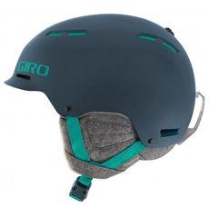 Шлем горнолыжный Giro Discord Matte Turbulence/Turquoise, фото 1