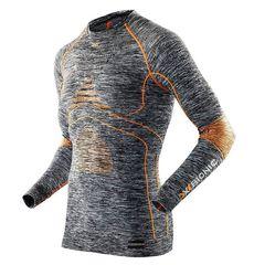 Термофутболка X-Bionic Energy Accumulatop Evo Melange Shirt Long Sleeves G372 (I100664), фото 1