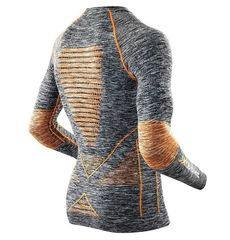 Термофутболка X-Bionic Energy Accumulatop Evo Melange Shirt Long Sleeves G372 (I100664), фото 2