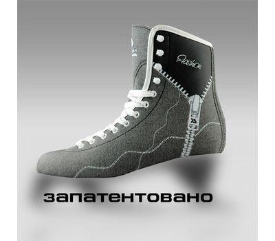 Фигурные коньки CK Fashion Jeans Black / размер 36, фото 1