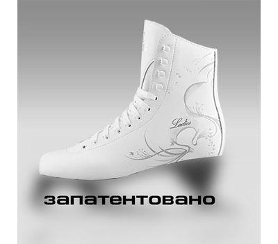 Фигурные коньки CK Ladies Lux 50/50% Leather / размер 36, фото 1