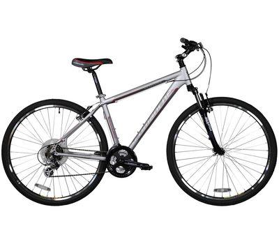 "Велосипед Comanche Niagara Cross Серебристый (рама 18""), фото 1"