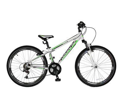 "Велосипед Comanche Areco Белый-зеленый (рама 12,5""), фото 1"