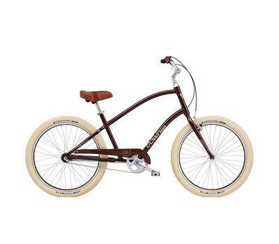"Велосипед 26"" Electra Townie Balloon 3i Men's Brown metallic, фото 1"