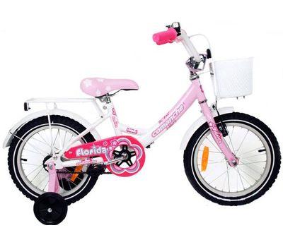 "Велосипед Comanche Florida Fly W16 Розовый (рама 8""), фото 1"