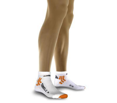 Термоноски X-Socks Tennis Low Cut X06 White (XT 0125), фото 1