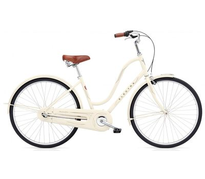 "Велосипед 28"" Electra Amsterdam Original 3i Al Ladies' Cream, фото 1"
