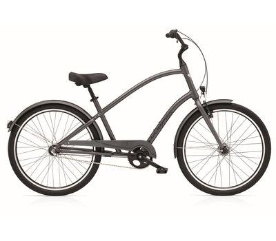 """Велосипед 26"""" Electra Townie Original 3i Men's satin Graphite, фото 1"""