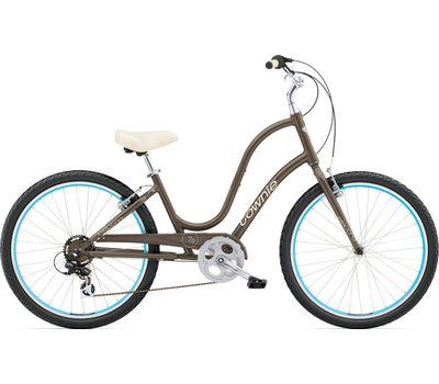 "Велосипед 26"" Electra Townie Original 7D Ladies' Quartz Grey (BIC-18-34), фото 1"