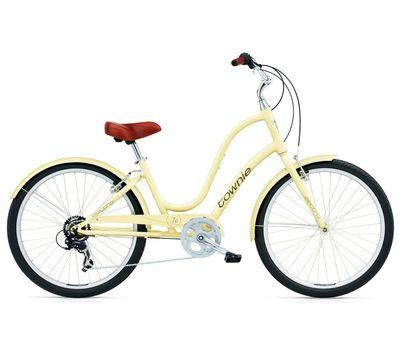 """Велосипед 26"""" Electra Townie Original 7D Ladies' Vanilla (BIC-18-65), фото 1"""