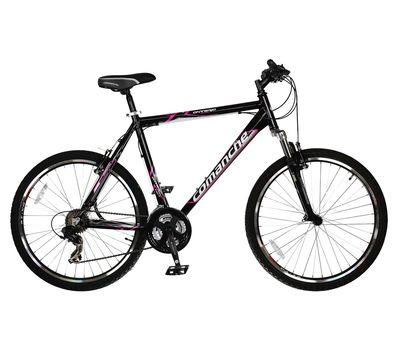 """Велосипед Comanche Ontario Sport M ST Черный-фиолетовый (рама 22""""), фото 1"""