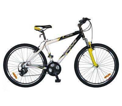 """Велосипед Comanche Prairie Comp Черный-белый-оранжевый (рама 22""""), фото 1"""