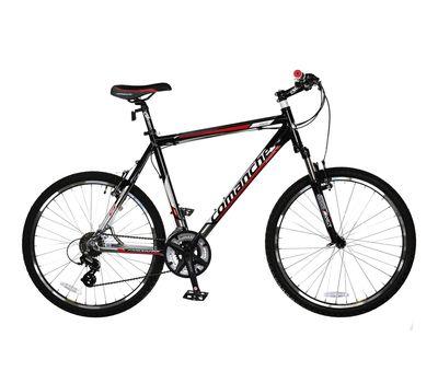 """Велосипед Comanche Niagara Черный-красный-серебристый (рама 20,5""""), фото 1"""