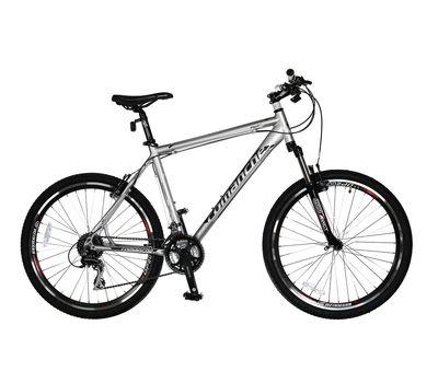 """Велосипед Comanche Tomahawk Серебристый (рама 19""""), фото 1"""