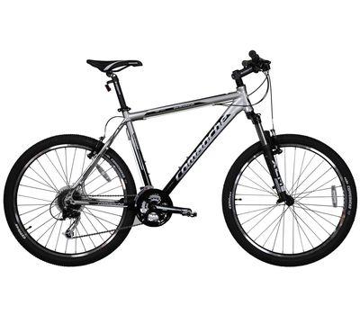 """Велосипед Comanche Orinoco M Серебристый-черный (рама 20,5""""), фото 1"""